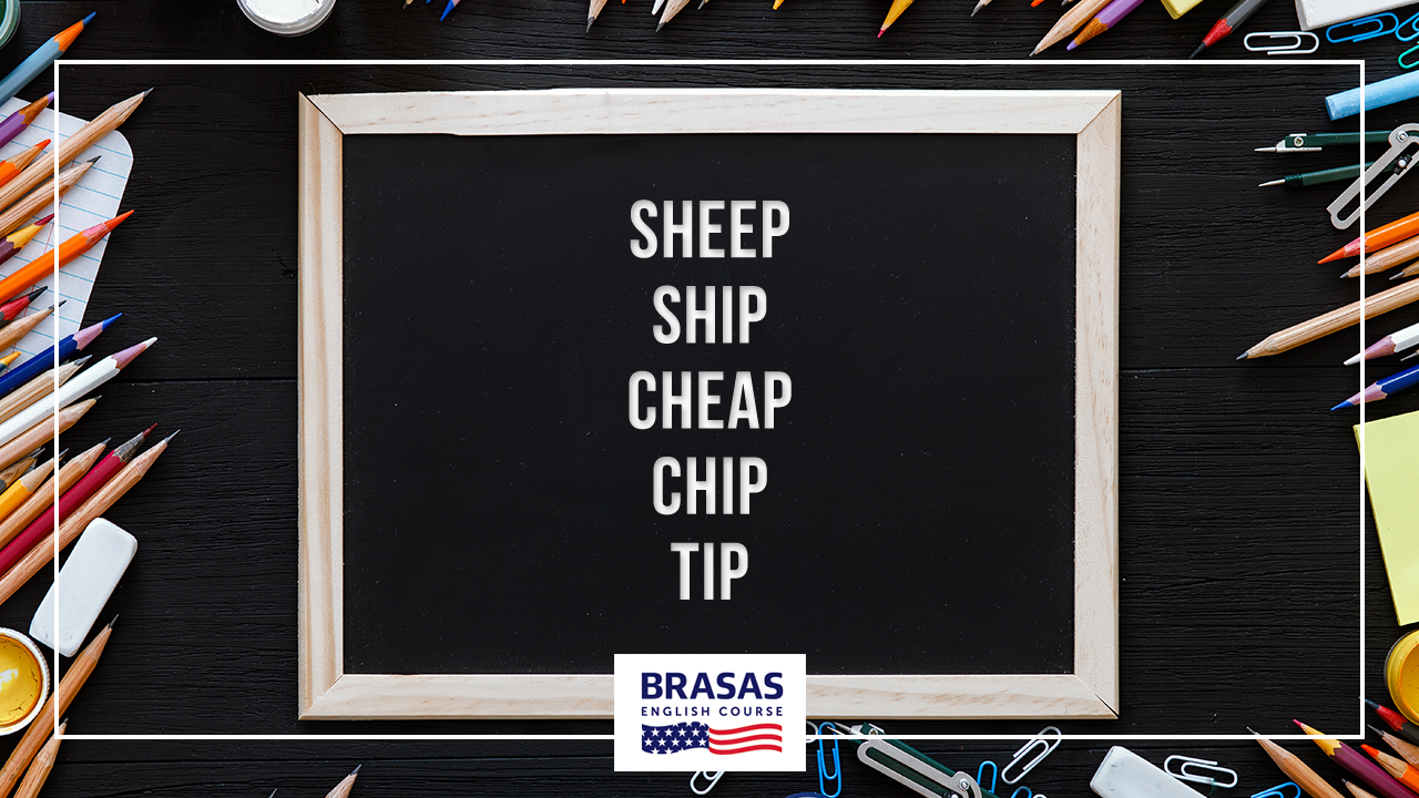 Sheep, Ship, Cheap, Chip and Tip: Got your tongue twisted? 1