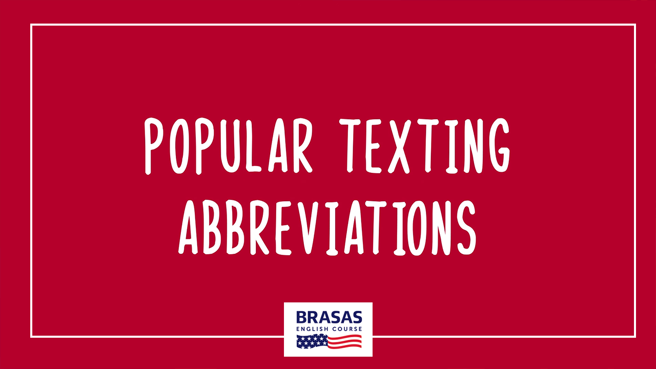 Popular Texting Abbreviations 1