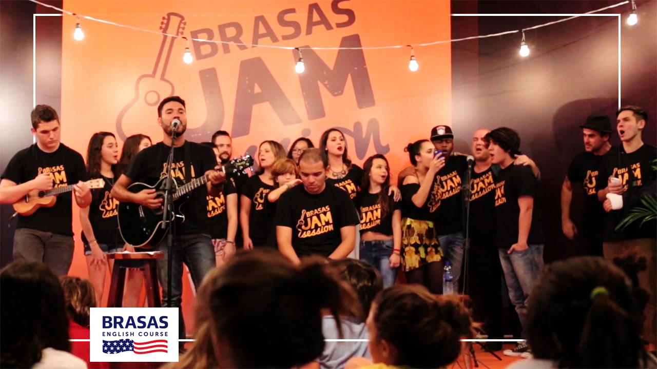 It's time to rock & roll again! BRASAS JAM SESSION IS COMING! 2