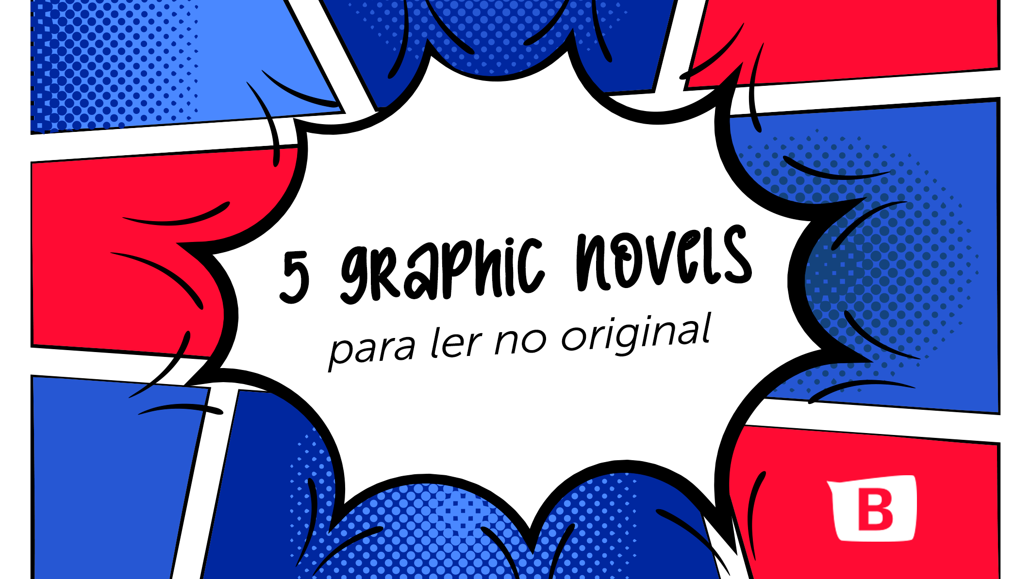 5 graphic novels para ler no original 3