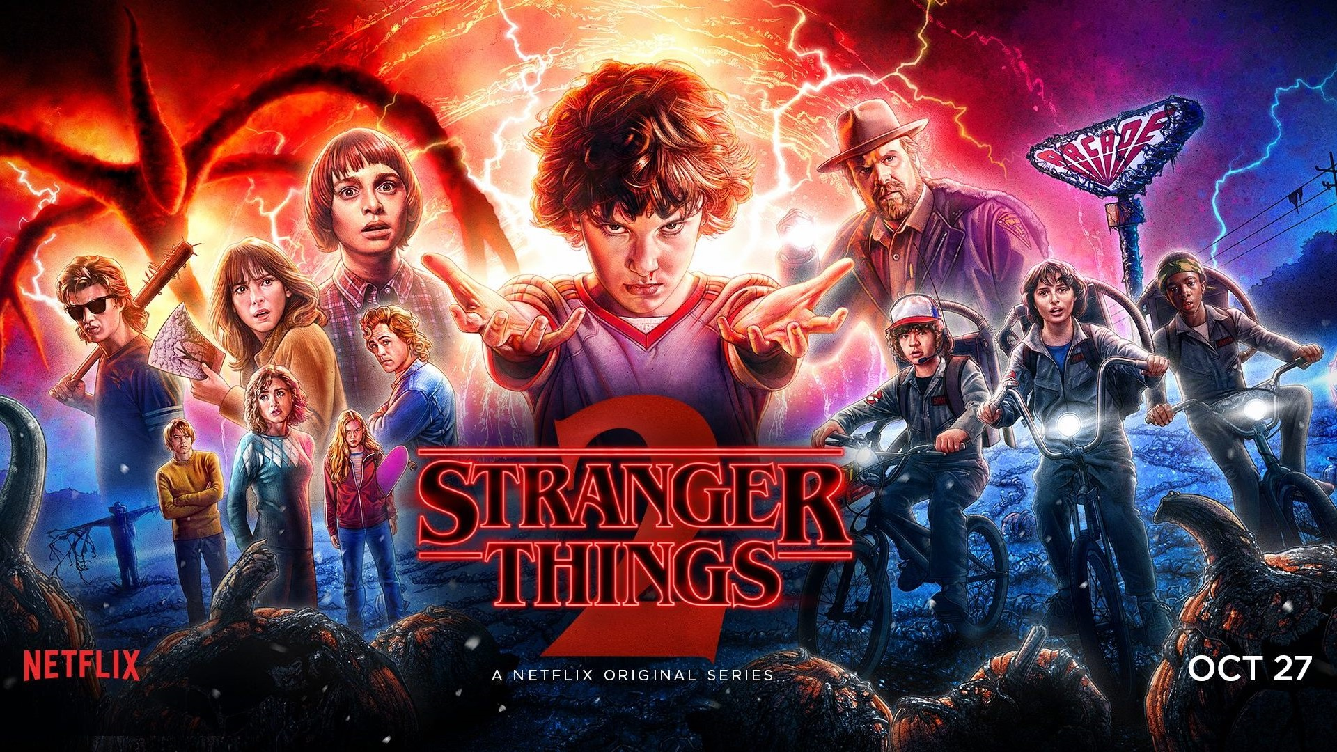 Stranger Things Con is Coming to Brazil 2